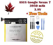 OEM Google ASUS Nexus 7 2nd Gen (2013) MeMO Pad Battery C11P1303 3950mAh + Tools