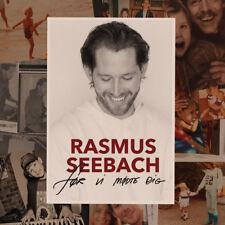 CD Rasmus Seebach, for vi modte Dig, 2017, NUOVO, Danese Danimarca