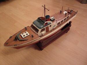 RC Modellbau Schiffe, Graupner, Motor Jacht, Yacht Condor