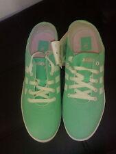 Nuove con scatola Adidas Neo Vulc Woman verde acqua 38-39-40