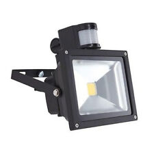 50W Led Flood Light Pir Sensor Outdoor Landscape Power Saving Wall Garden Lamp