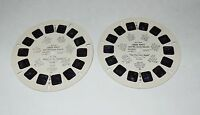 Viewmaster - Snow White & The Seven Dwarfs - Reels 2 & 3 - 1955