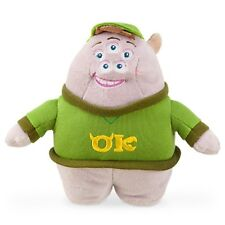 DISNEY STORE MU SQUISHY MINI BEAN BAG PLUSH NWT OK OOZMA KAPPA FRATERNITY MEMBER