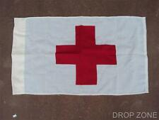 New Military Army Surplus Red Cross / Medical Guidon Flag, Ambulance & Marker