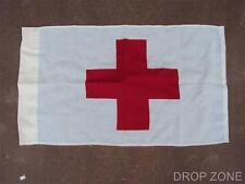 Militare Surplus Dell'esercito Croce Rossa/Medico Guidon Bandiera,Ambulance &