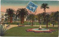 06 - CPA - Nizza - der Garten Albert