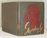 The Seminole 1942 University of Florida Yearbook - Gainesville