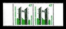 BUND SWK   47 Pf. **, Mi. 1932, (Europäer Denkmal) -  Randpaar