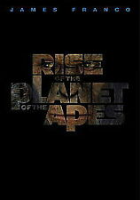 Rise Of The Planet Of The Apes (Blu-ray and DVD Combo, 2011) Triple Play