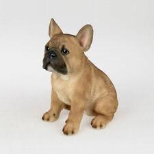 Französische Bulldogge sitzend 30 cm Hund Haustier Dekofigur formano 715036