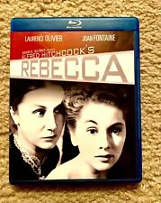 Rebecca: Alfred Hitchcock Masterpiece (Blu-ray) (1940) Rare Oop. Mint!