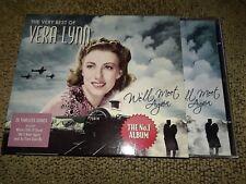 "VERA LYNN - ""THE VERY BEST OF VERA LYNN"" , 2009 EU CD ALBUM , #1 IN THE U.K."