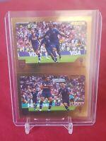 Kylian Mbappe Pogba France World Cup Fifa 365 2019 Panini Goal Sticker