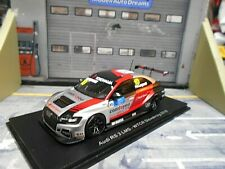 AUDI A3 RS3 RS 3 LMS WTCR 2019 #10 Langeveld Slovakring comtoyou Spark 1:43