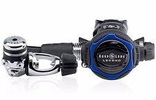 Aqua Lung Legend LX Regulator, Blue 70th Anniversary Scuba Regulator