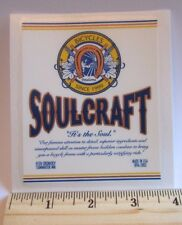 SOULCRAFT - Mountain Road BMX Bike Ride FRAME STICKER DECAL (Bin 50LSFM)