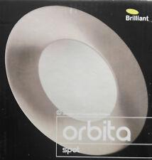 BRILLIANT ORBITA LED Unterbauleuchten 3er-Set Aluminium Eisen 12 Watt 1200 Lumen