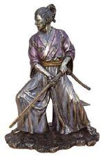 8.5 Inch Samurai in Combat Statue Japanese Japan Figurine  Decor Sculpture