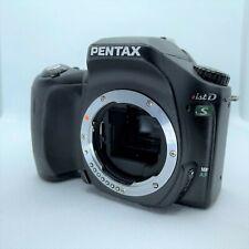 Pentax ist DL 6.1MP Digital SLR Camera reflex Black Body Only