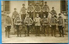 CPA PHOTO: Soldats du 3° Régiment de Chasseurs à Cheval