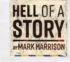 (HT400) Mark Harrison, Hell Of A Story - 2016 DJ CD