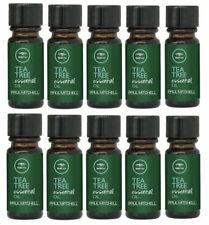 Paul Mitchell Tea Tree Essential Oil 0.33 oz 10 ml (Pack of 10) FREE SHIP FAST