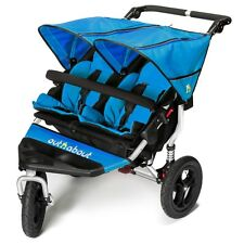 Out N About Nipper 360 Double Buggy V4 Inc Raincover