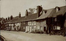 Warwick posted Row of Cottages.