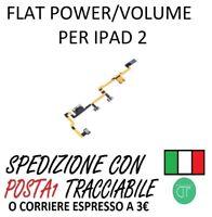 FLAT ACCENSIONE POWER IPAD 2 + VOLUME - VERSIONE LUNGA