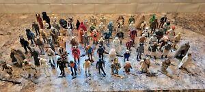 Vintage Kenner Star Wars Complete Original Collection: Original First 79 Figures