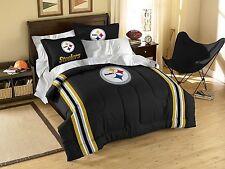 NFL Pittsburgh Steelers Full/Twin Comforter Set