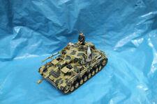 ALLEMAND TANK IV avec personnages Wehrmacht construit 1/35