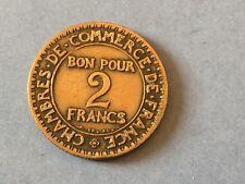BON POUR 2 FRANCS  1922