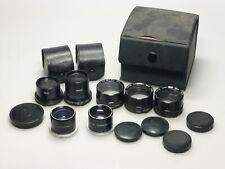 Yashica Mat 124 G Aux. Lens Converter Set