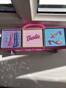 vintage mattel barbie doll Storage Box For Shoes Accessories