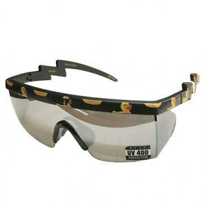 New Neff Brodie Single Lens Shades Sunglasses Ducky Black Wash