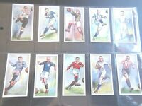 Footballers 1928 Soccer, Football Players Tobacco cigarette 50 Card RARE Set lot