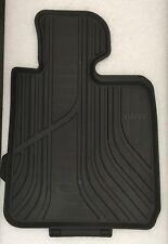 BMW Genuine Front All Weather Floor Mats For A Right Hand Drive  1 ~ 2 series
