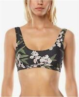 O'Neill 259879 Women's Jada Active Bikini Top Swimwear Black Size Large