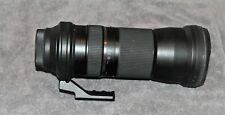 Tamron SP A011E 150-600mm F/5-6.3 VC Di USD Lens For Canon