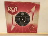 "Elvis Presley – Wooden Heart 7"" Vinyl Single - 1960     45-RCA 1226        Ex"