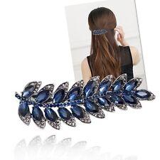 Cabello Clip para Mujer de moda calada luxuruous Chicas Hair clips Accesorios De Moda
