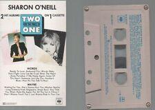 SHARON O'NEILL RARE AOR CASSETTE 1981 2 for 1 MAYBE / WORDS