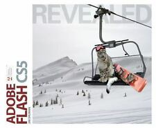Adobe Flash CS5 Revealed (Adobe Creative Suite), Shuman, James, Good Condition,