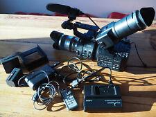 SONY NEX-FS 700 4K-fähiger Super-35mm-NXCAM-Camcorder mit Zubehörpaket