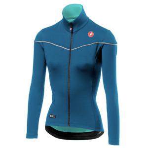 Castelli Cycling Nelmezzo ROS Women's Jersey Marine Blue Size Small