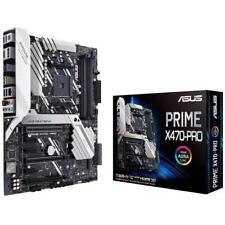 Asus PRIME X470-PRO Motherboard AMD Ryzen 2 AM4 DDR4 DP HDMI M.2 USB 3.1 ATX