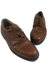 JOHNSTON & MURPHY Passport OXFORD Shoes Size 9.5 M
