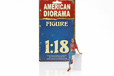 Hanging Out Wendy Figur 1:18 American Diorama