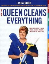 How the Queen Cleans Everything: Handy Advice for a Clean House, Cleaner Laundry